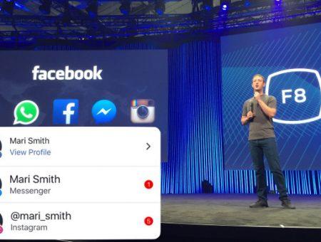 Facebook, Instagram ve Messenger Birleşiyor
